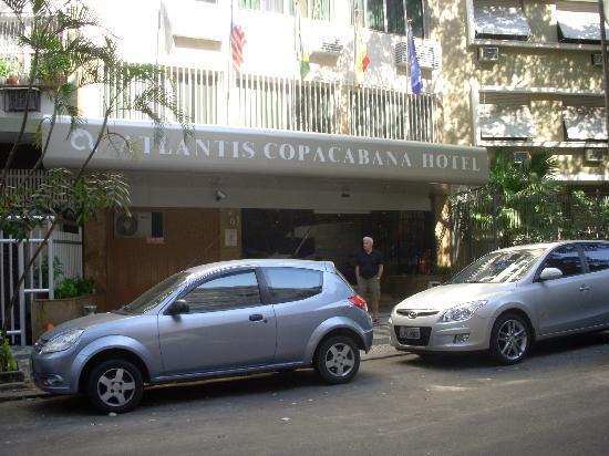 Atlantis Copacabana: hotel