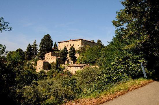 Castello di Bibbione: Great Tuscan Villa