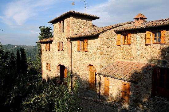 Castello di Bibbione: Great Tuscan Villa to Stay