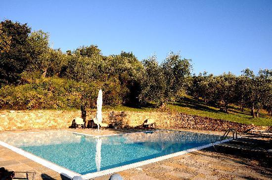 Castello di Bibbione: Great Pool
