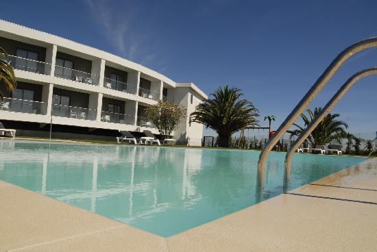 Hotel dos Zimbros: piscina