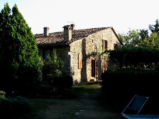 Agriturismo Poggetto: The Farmhouse