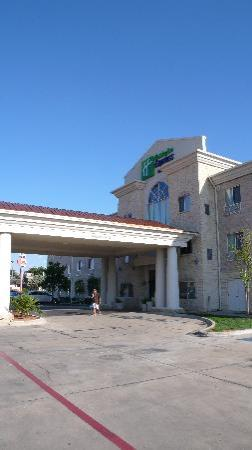 Holiday Inn Express Hotel & Suites Amarillo: Hotelansicht