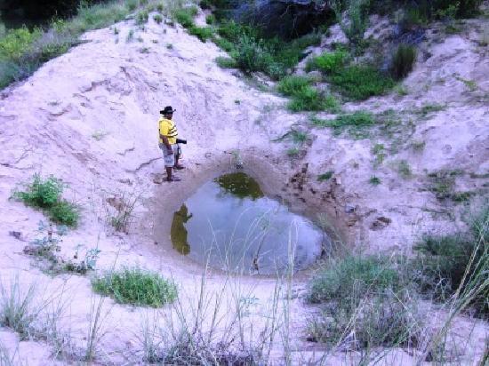 Doddamakali Nature Camp : The great canyon..