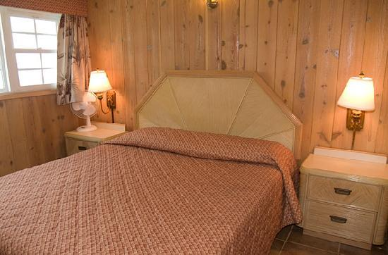 The Beach Cottages : One bedroom cottage