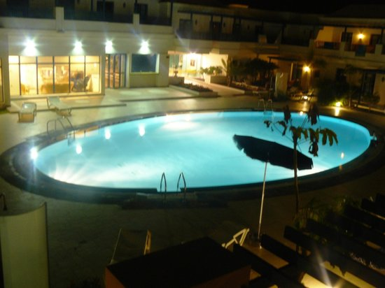 THB Tropical Island : la tranquilidad nocturna