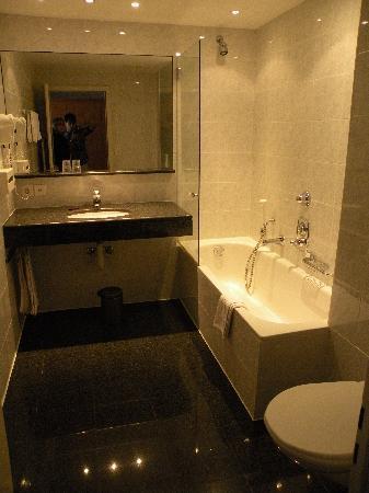 Sporthotel Cresta: Badezimmer