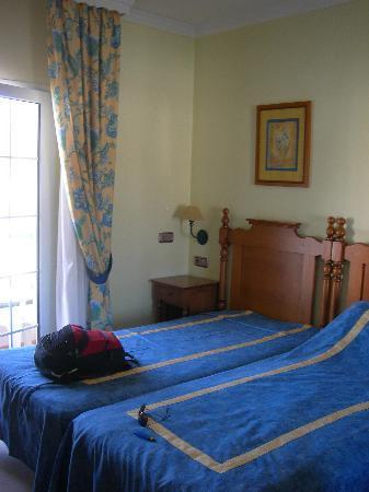 Bajamar: twin room