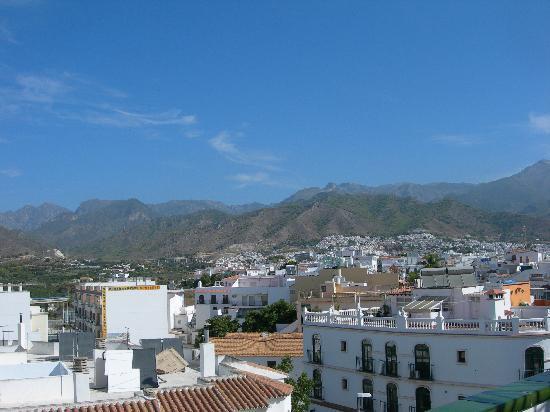 Bajamar: view from my balcony