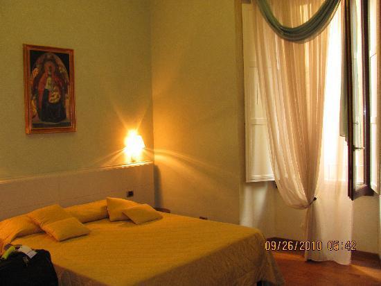 La Signoria di Firenze B&B: Masaccio room