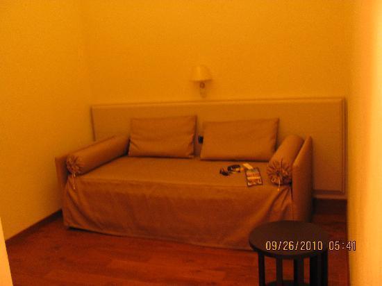 La Signoria di Firenze B&B: Sitting Area Masaccio room
