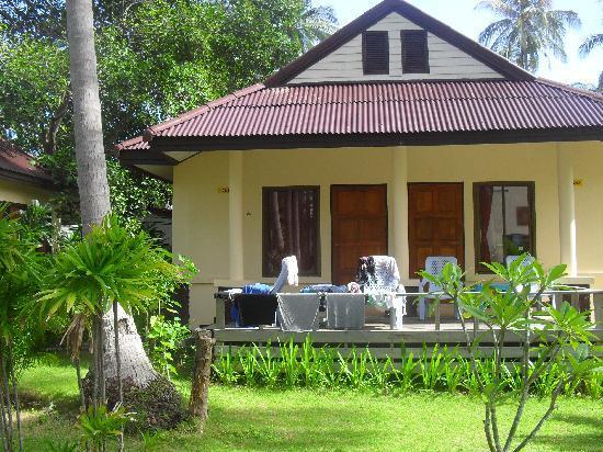 Moonwalk Lanta Resort : Our room