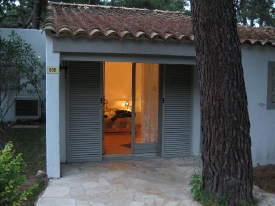 Kilina Hotel : exterieur villa