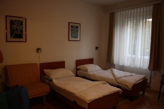 Penzion Pod Lipo: camera da letto