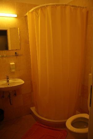 Penzion Pod Lipo: bagno