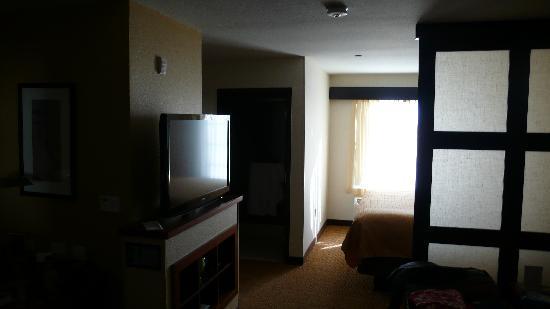 Hyatt Place Santa Fe: Blick ins Zimmer