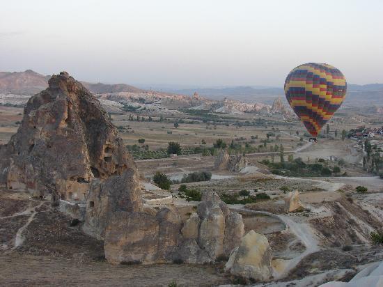 Elif Star Caves: prendre de la hauteur en cappadocce