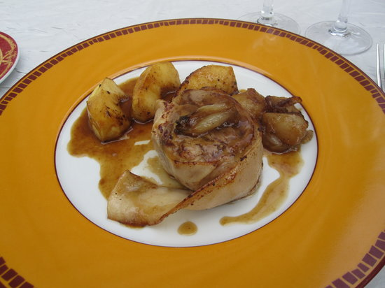 Chalais, Γαλλία: Chicken