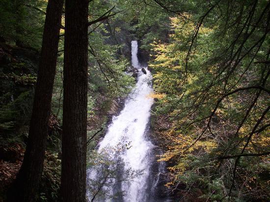 Stowe, Βερμόντ: Moss Glenn Falls
