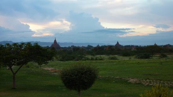 Kumudara Hotel Bagan: View