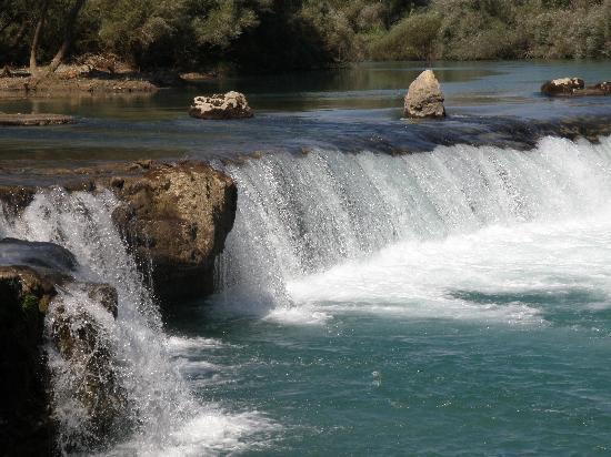 Melas Holiday Village: Manavgat falls