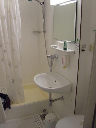 Müritz Hotel: Drei-Sterne-Bad und Dusche