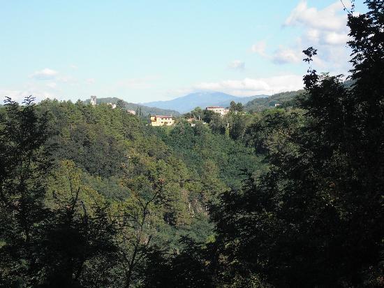 Il Fabbro: The View