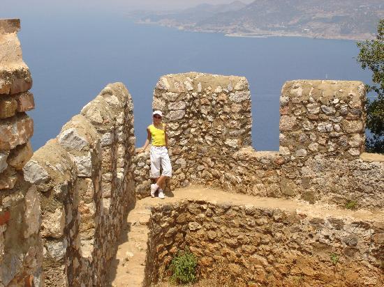 Alanya Kalesi (Castle): Ichkale