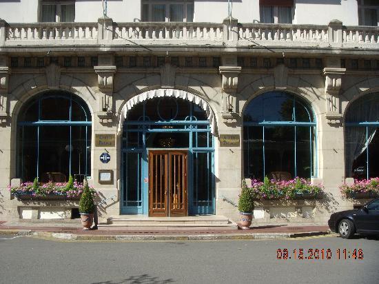 Aletti Palace Hotel: Hotel Aletti Palace Entrance