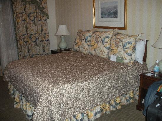 Hotel Monteleone: Room at Monteleone