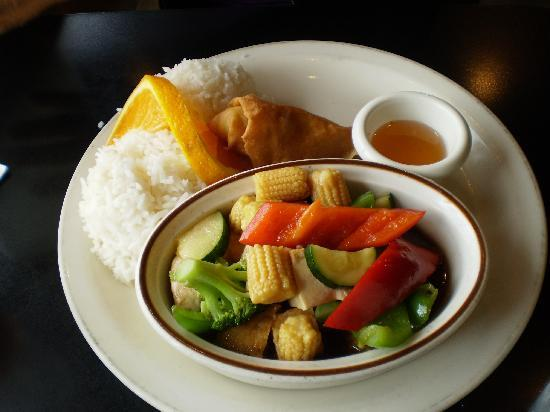 Thai Siam Restaurant: Tom Yum Gai