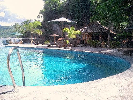 Lembeh Resort: The Pool