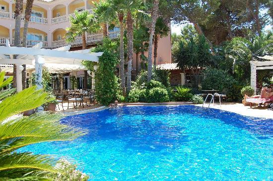 Hotel el Coto : la piscina del hotel