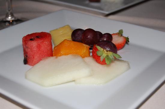 Hotel el Coto : el postre para las dietas.