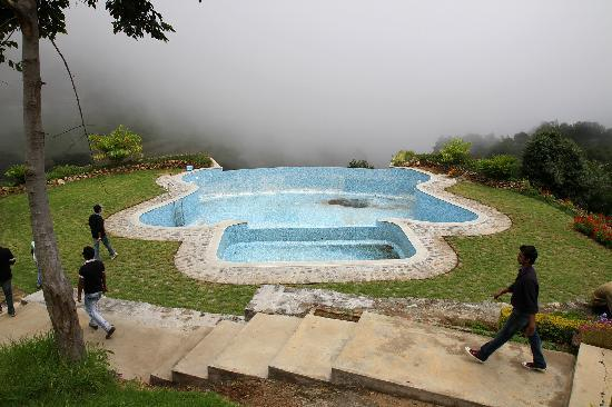 Mystique Ville Pool Side Snap By Binesh Balan Picture Of Kluney 39 S Mystique Ville Ooty