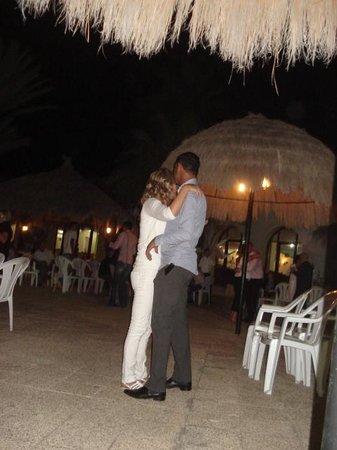 Hotel Cedriana: danse