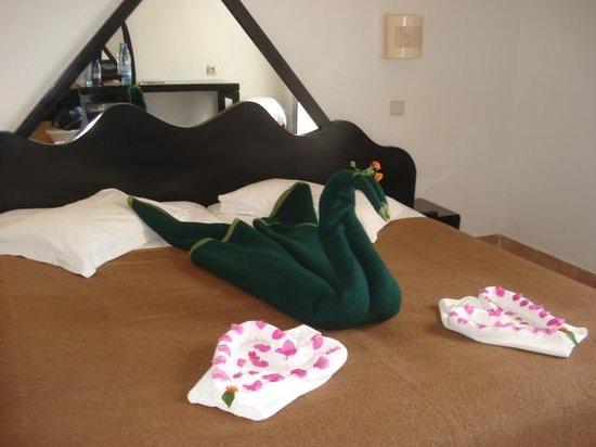 Hotel Cedriana: decoration chambre