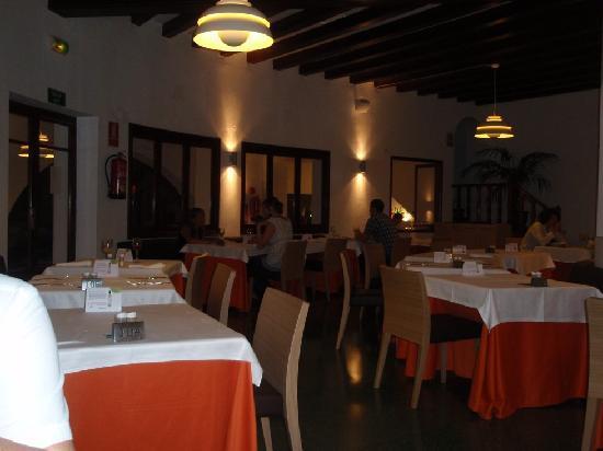 Fiesta Hotel Cala Gracio: Das A-la-Carte und Buffetrestaurant ausschließlich für Gäste des Cala Gracio