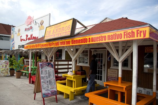 andros the fish fry nassau restaurant reviews phone
