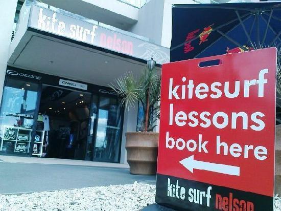 Kitesurf Nelson Shop