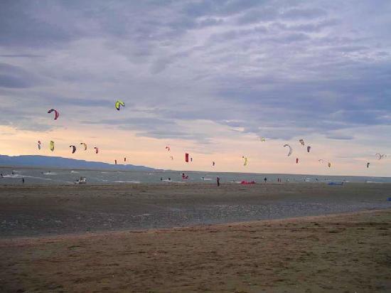 Kitesurf Nelson : Tahunaniu Beach