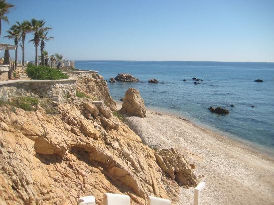 Cabo Pulmo, México: punta pescadero hotel