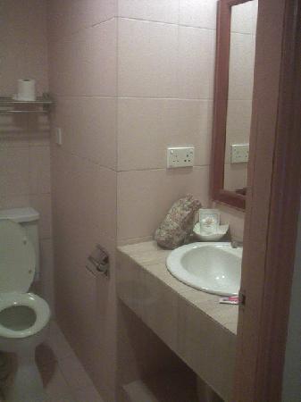 Mariner Hotel Labuan: Toilet 1