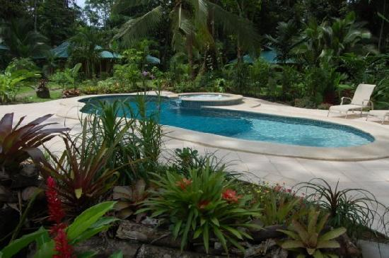 El Nido Cabinas: Intimate Swimming Pool