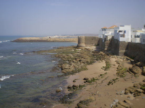 Said Private Day Tours: Asilah waterfront