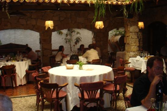 Leiria, Portugal: Restaurante