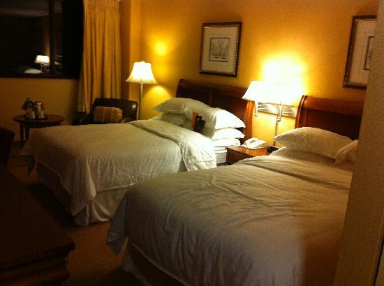 Four Points by Sheraton Richmond: Comfortable beds, quality bedding