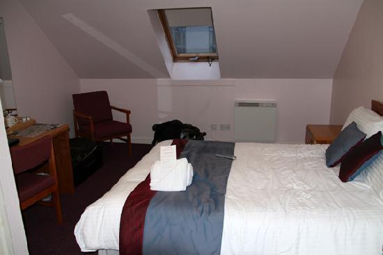 Kenneth Mackenzie: room