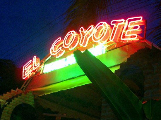 El Coyote Mexican Resto-Bar: The El Coyote Mexican Restaurant