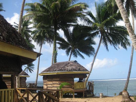Samoa Hideaway Beach
